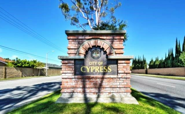 Cypress water damage restoration