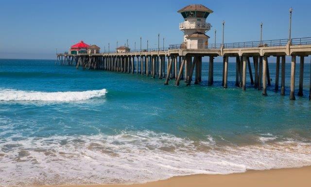Flood Clean Up Huntington Beach